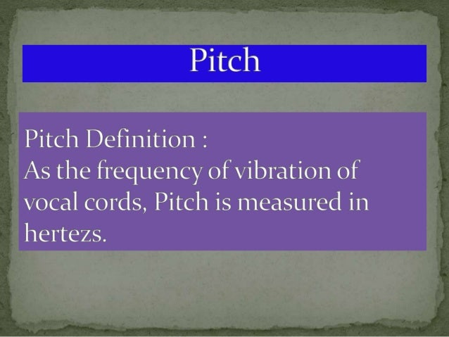 Tone is Pressure is high or low tone pronunciation of a word.