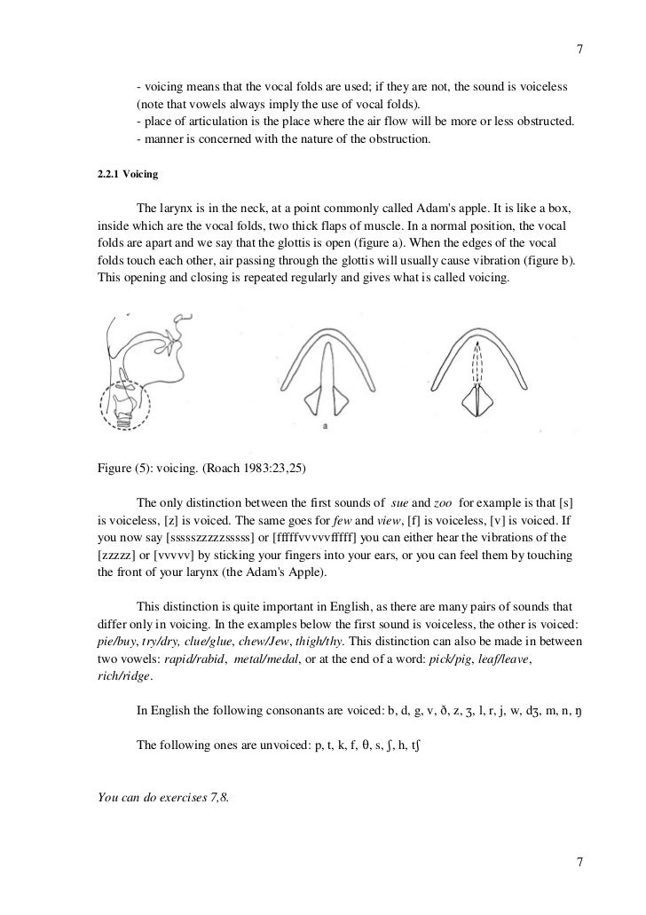 phonetics and phonology paper View phonetics and phonology research papers on academiaedu for free.