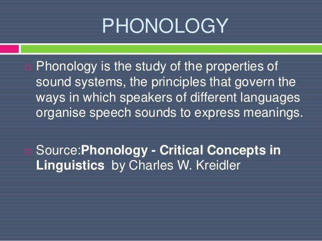 What do phoneticians study? – All About Linguistics