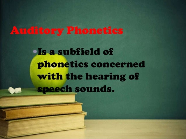 Phonetic Transcription -It is the visual representation of speech sounds. The most common type of phonetic transcription u...
