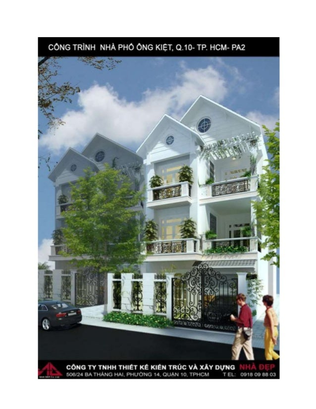Nhà phố hiện đại, nó không còn đơn thuần nằm trong khuôn khổ của những ngôi nhà bề thế với những khuân mẫu đã định sẵn.Với...