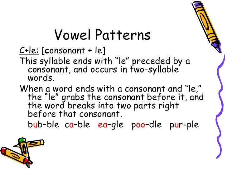 Phonics – Consonant Le Worksheets