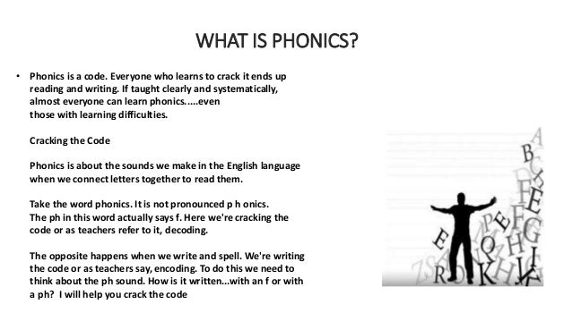 how to read phonics for adults