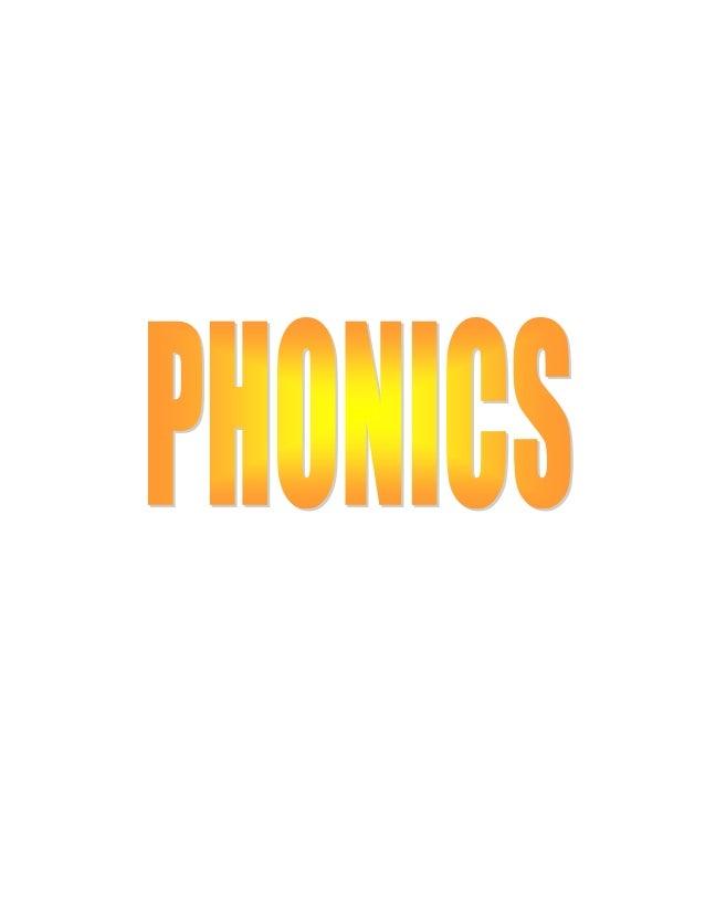 PHONICS A-E