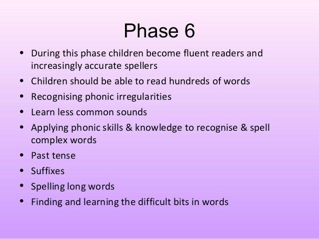 Phonics Meeting Parents Powerpoint