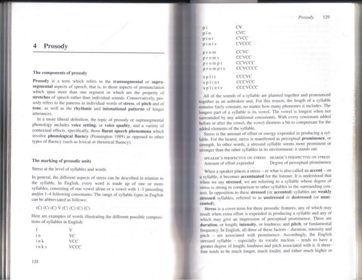 Phonology in english language teaching    4