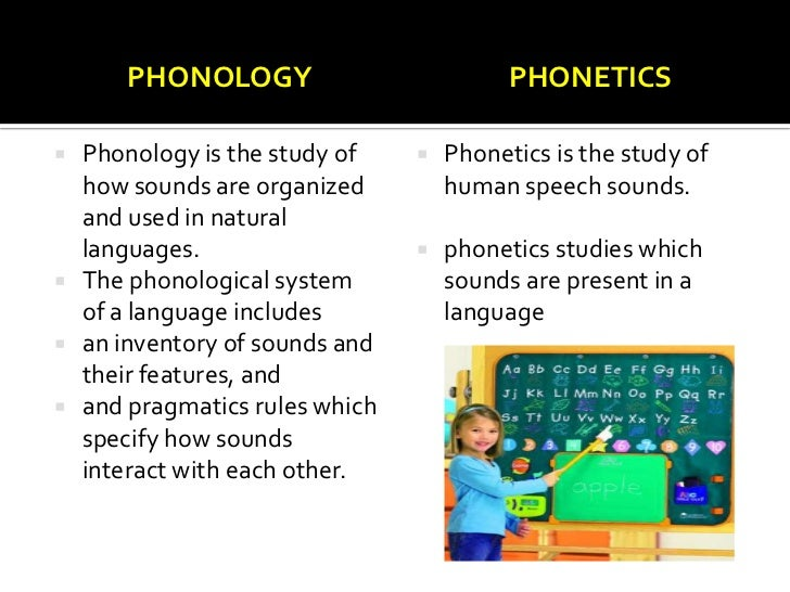 phonology and phonemics What is the difference between phonetics and phonology phonetics is the study of speech sounds phonology is the study of the speech sounds used in a.