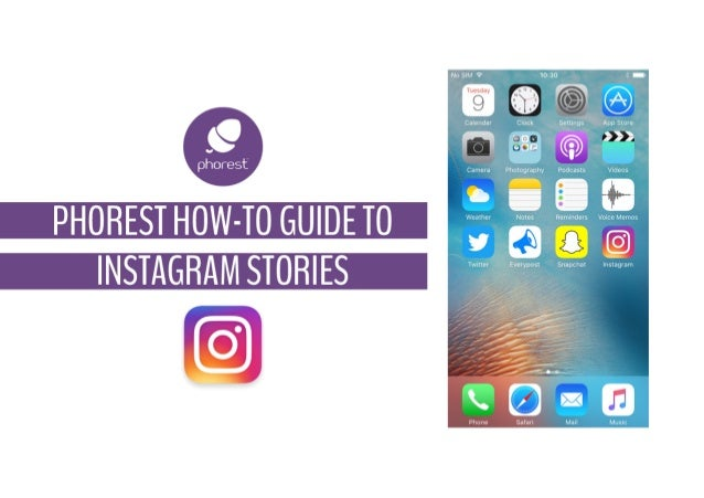 The Phorest How-To Guide To Instagram Stories