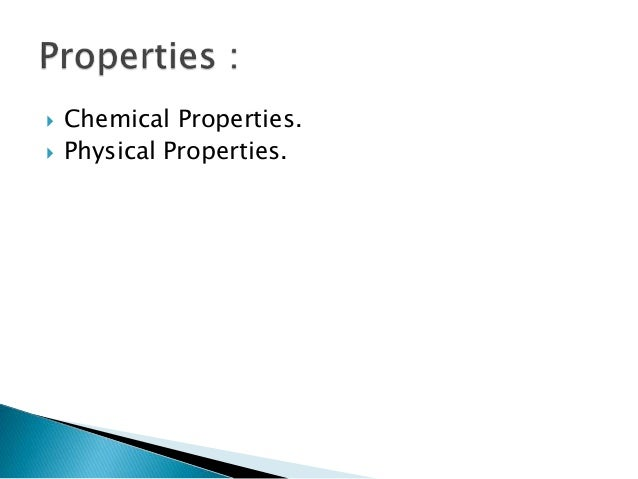 Physical And Chemical Properties Of Phosphorus Pentachloride