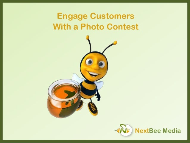 NextBee Media Engage Customers With a Photo Contest