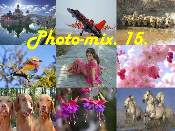 Photo-mix. 15.