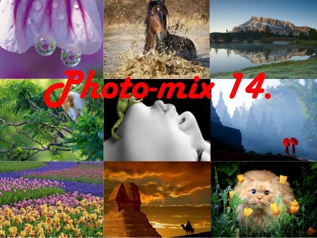 Photo-mix 14.
