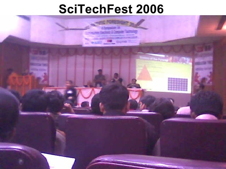 SciTechFest 2006