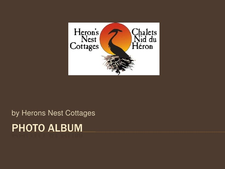 Photo Album<br />by Herons Nest Cottages<br />