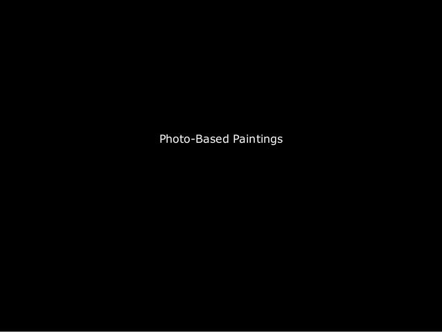 Photo-Based Paintings