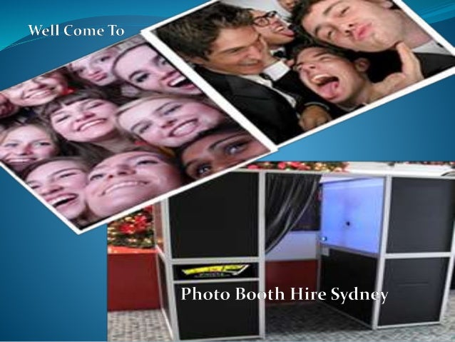Exhibition Booth Hire Sydney : Photo booth hire sydney