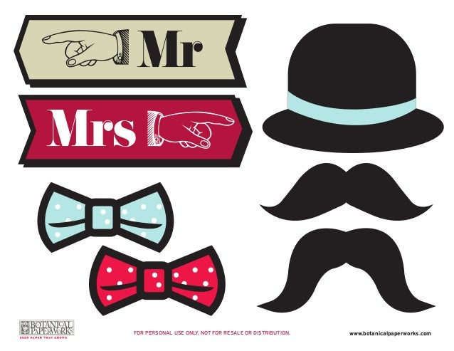 Mr Mrs www.botanicalpaperworks.comFOR PERSONAL USE ONLY, NOT FOR RESALE OR DISTRIBUTION.