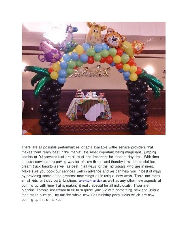 Balloon Delivery Toronto Princess Birthday Party