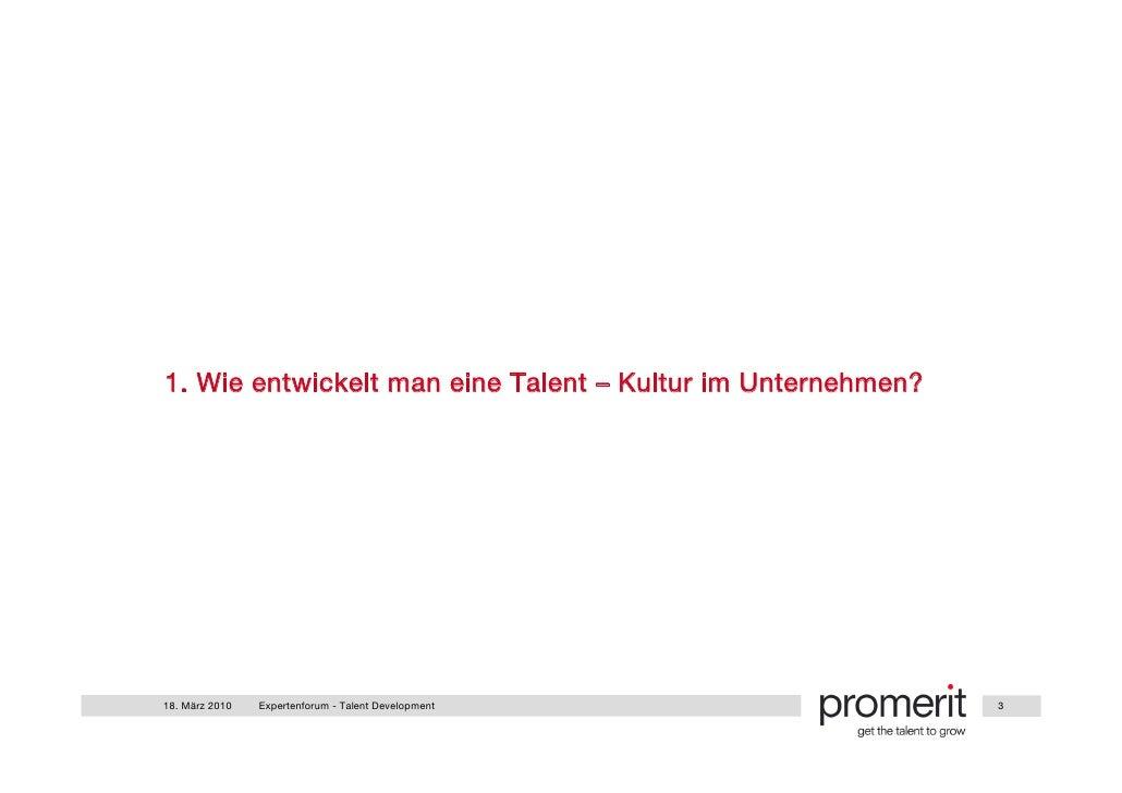 Photodokumentation Expertenforum Talent Management Brainwalk 18.03.2010 Slide 3