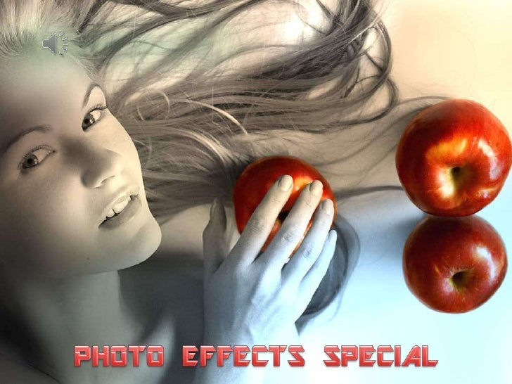 PHOTO EFFECTS SPECIAL<br />