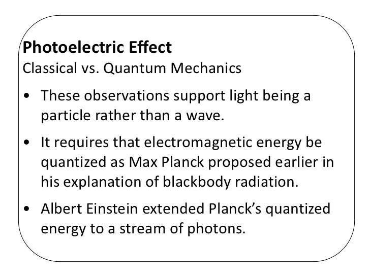 Photoelectric effect ppt free download.