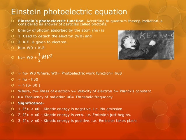 what is photoelectric effect pdf
