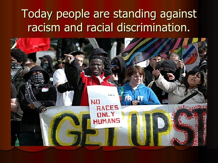 essay on discrimination against race Ending racism & discrimination in the us if an individual who is prejudiced against african americans thus racial discrimination continues in many aspects.