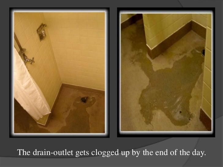 Shower Of Harrison Hall At Purdue University