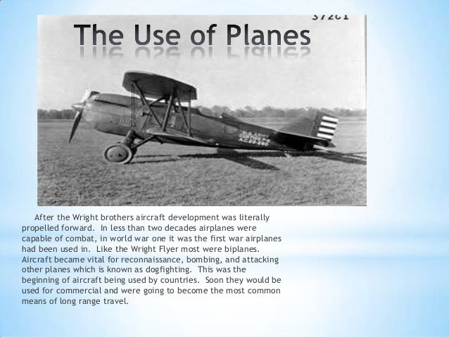 History of flight essay