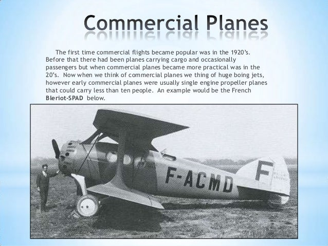 photo essay the history of airplanes 5