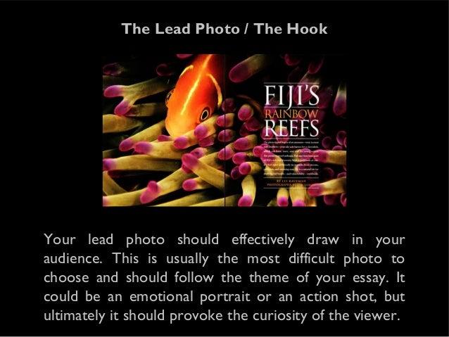 photo essay assignment