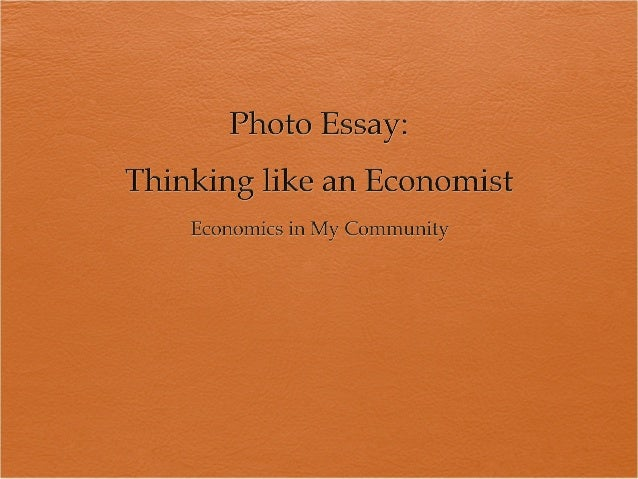 Essay about my community