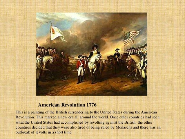 revolutions around the world essay Test and improve your knowledge of gace history: revolutions around the world from 1750-1914 with fun multiple choice exams you can take online with studycom.