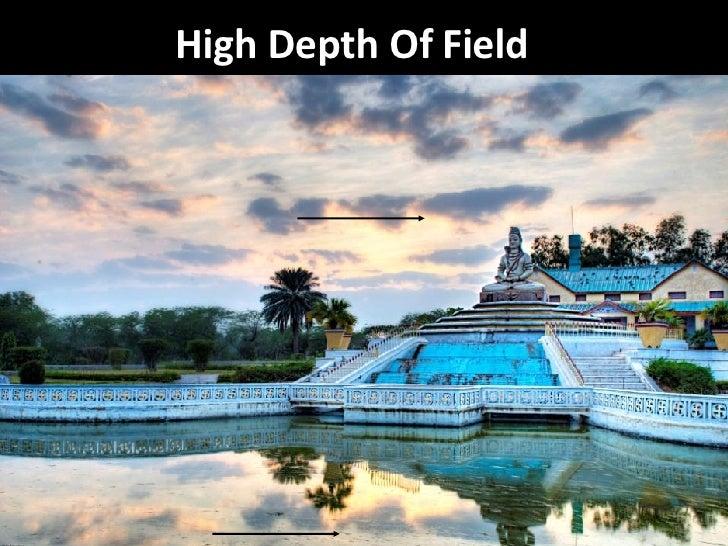 High Depth Of Field