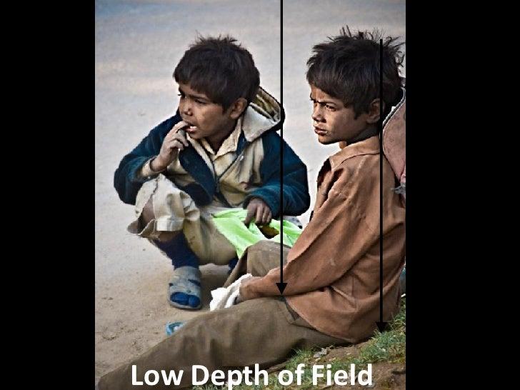 Low Depth of Field