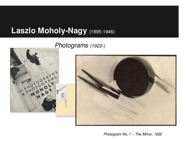 Laszlo Moholy-Nagy (1895-1946) Photogram No. 1 – The Mirror, 1922 Photograms (1922-)