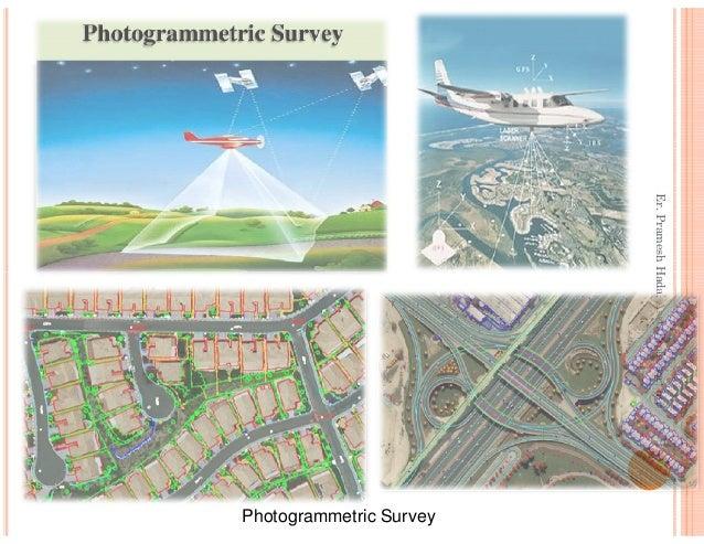 Photogrammetry Survey Surveying II Civil Engineering Students
