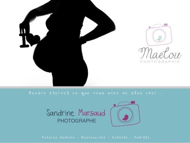 Photographe grossesse yvelines bougival maelou sandrine marsaud