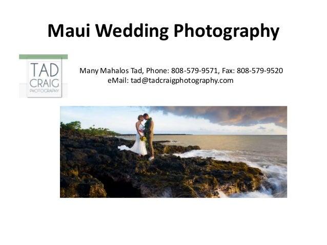 Photo Graphers in Maui Slide 2
