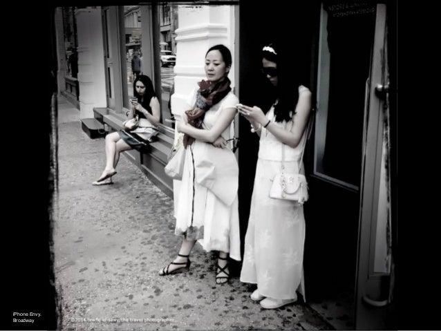 iPhone Envy. Broadway