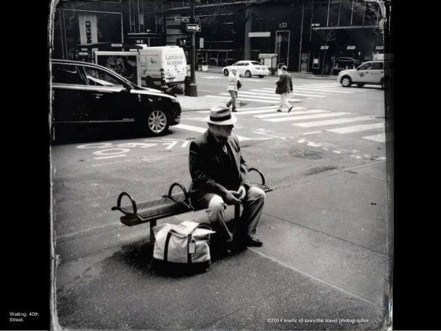 Waiting. 40th Street.