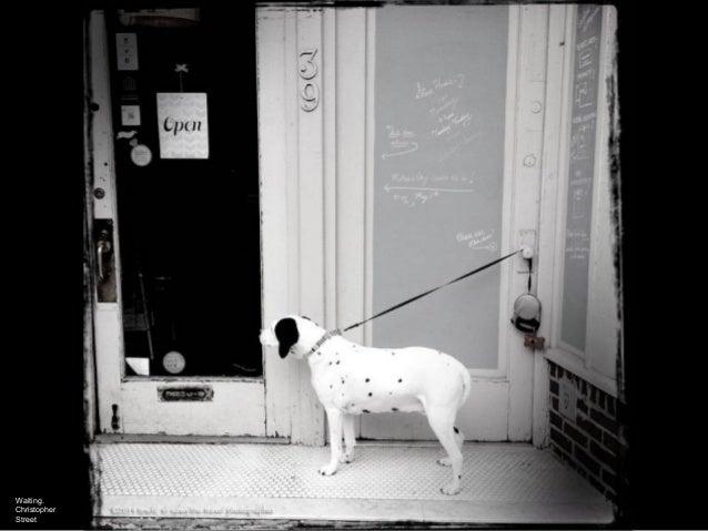 Waiting. Christopher Street