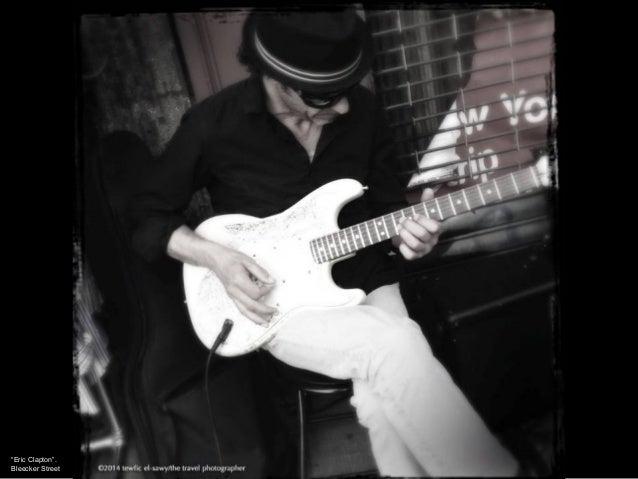 """""""Eric Clapton"""". Bleecker Street"""