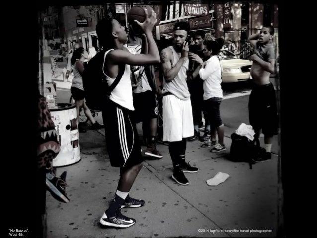 """No Basket"". West 4th."