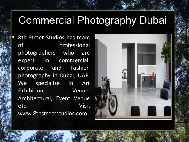 Photographic Production in UAE Slide 2