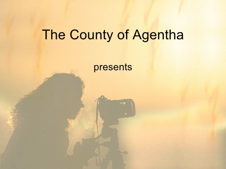 Photography powerpoint presentation ppt template photography powerpoint presentation ppt template the county of agentha presents toneelgroepblik Image collections