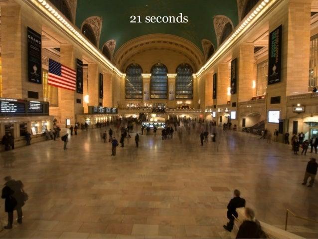 1/2 sec21 seconds