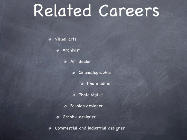 Photography as a career