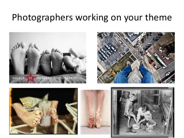 a level photography coursework When analysing photographs you should use as many key words as possible you do not need to write about everything included below as some aspects are not relevant.