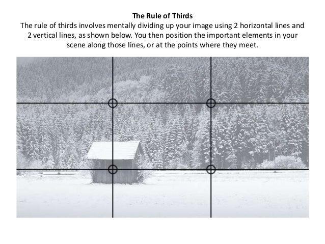 Photography Composition Basics Slide 3